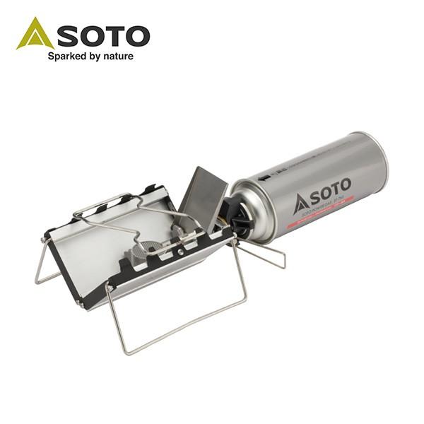 日本 SOTO 經典摺疊爐 ST-320