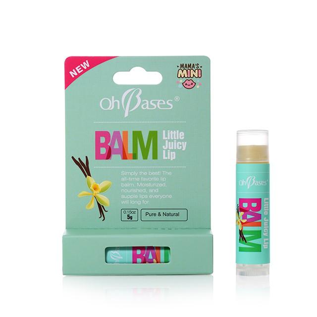 OhBases小甜心潤唇膏 護唇膏 5g 買一送一 產品責任險