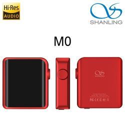 SHANLING山靈 M0無損音樂播放器-紅色