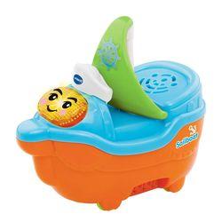 VTech  2合1嘟嘟戲水洗澡玩具系列 微笑帆船