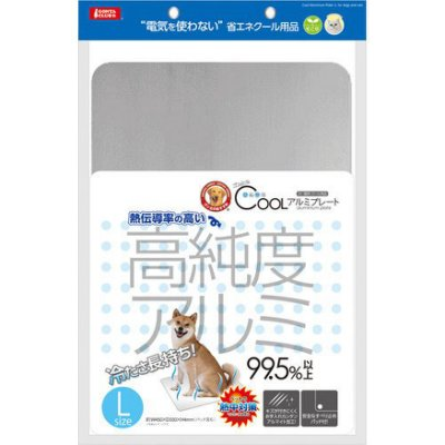 48小時出貨*WANG*日本MARUKAN《涼感高存度鋁製涼墊 L號 DP-807》