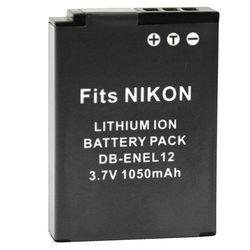 Kamera 鋰電池 for Nikon EN-EL12 (DB-ENEL12)