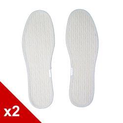 糊塗鞋匠 優質鞋材 C55 氣墊運動鞋墊 (2雙/組)