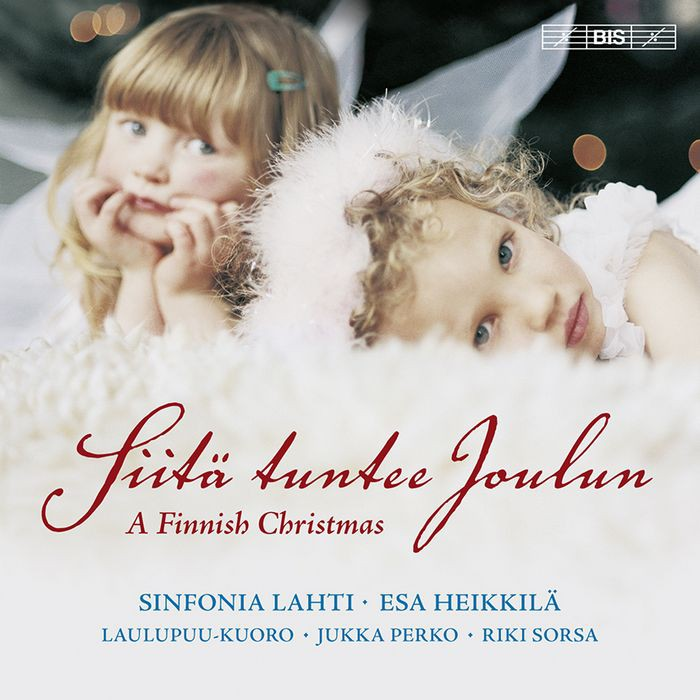 (BIS) 芬蘭聖誕音樂 Siita tuntee joulun-A Finnish Christmas CD1747