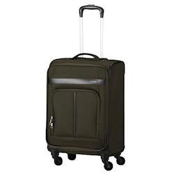 Cossack STRESS 講究系列 布箱 四輪 TSA 海關鎖 靜音輪 行李箱 旅行箱 26吋 1313