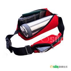 【Osun】魔術隱形腰包、霹靂腰背包 一大袋一小袋( 九色可選CE-158A合)