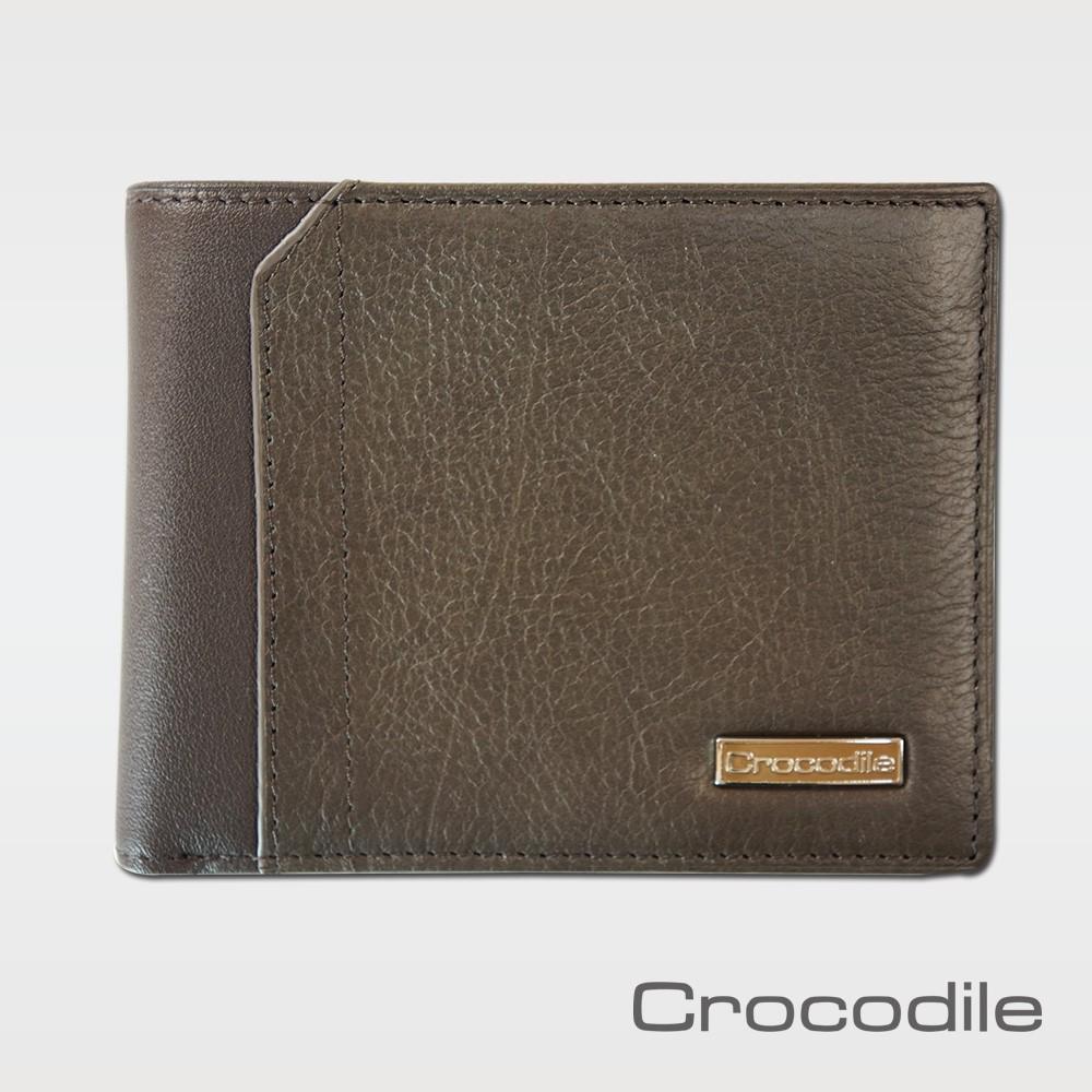 【Crocodile】Knight系列拉鍊多卡短夾 0103-08605