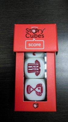 大安殿實體店面 骰個好故事骰 運動篇 Rory's Story Cubes Score 繁體中文正版益智桌遊