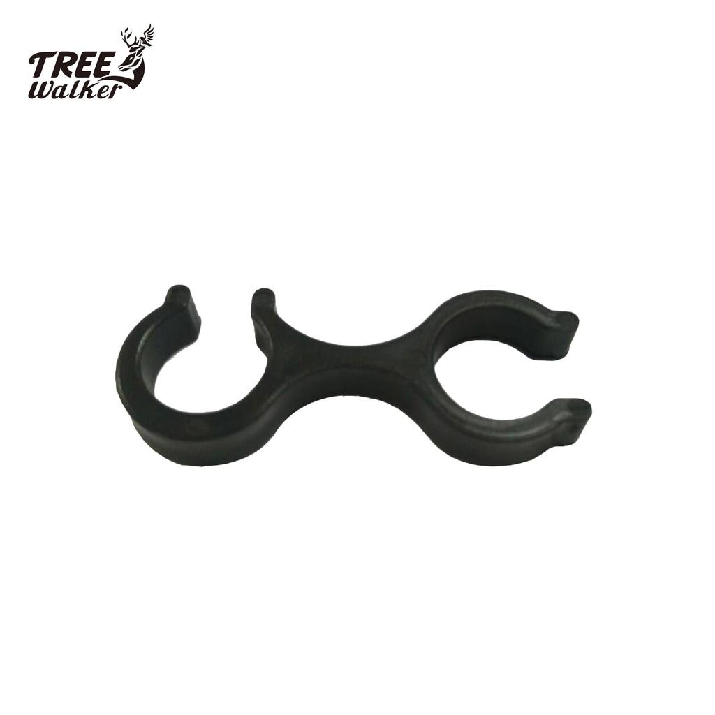 【Treewalker露遊】登山杖配件 雙耳固定夾 固定扣環 單只3元 (歡迎團購)