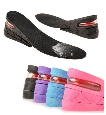 =寵喵百貨= 3~5cm 半墊 隱形增高鞋墊 雙層鞋墊 多層增高鞋墊 隱型鞋墊 隱形鞋內增高墊 組合增高鞋墊 增高半墊