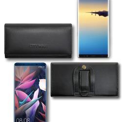 CityBoss 多功能哲學橫式腰掛皮套 for Samsung Galaxy S9