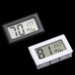 高準度嵌入式電子溫濕度測量計(1入)