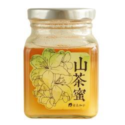 食在加分 天然熟成蜂蜜山茶蜜250g