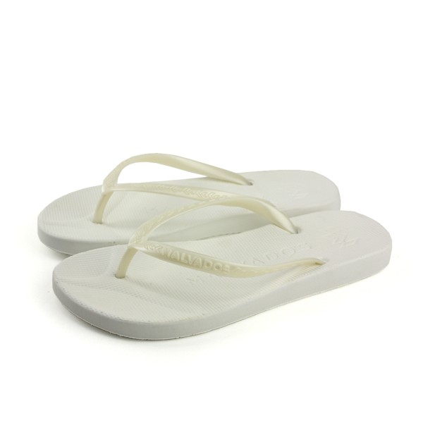 MALVADOS PLAYA 普拉雅系列 夾腳拖 人字拖 拖鞋 雨天 白色 女鞋 1001-1207 no004