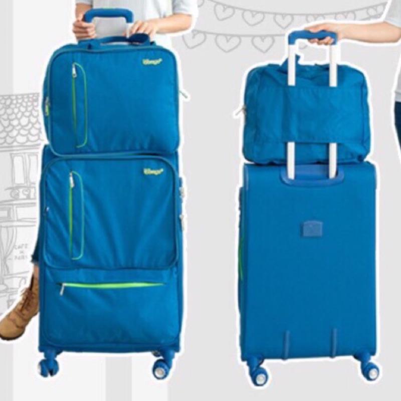 Verage獨家專利創意可拆卸旅行箱/袋