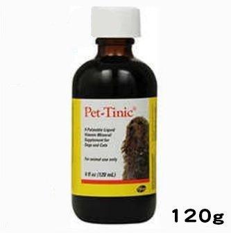 倍補血Pet-Tinic®120ml $650 犬貓用 養補充劑 含量豐富鐵質銅質維他命維生素B群 公司貨附發票無外盒