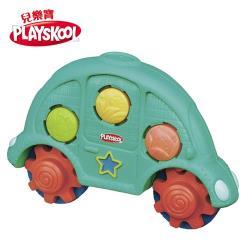 PLAYSKOOL兒樂寶-攜帶式轉輪小車遊戲組