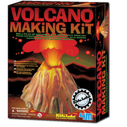 【4M】科學探索系列 - 火山爆發