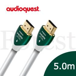 美國線聖 Audioquest HDMI Forest 森林 (5.0m) 支援4K 3D/公司貨