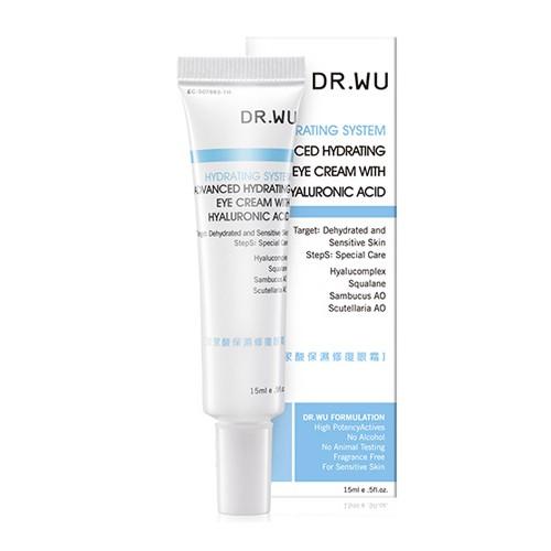 DR.WU 玻尿酸保濕修復眼霜(15ml)【小三美日】D507883