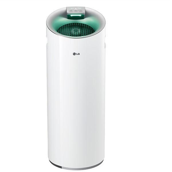 ◤贈原廠濾網組◢【LG樂金】韓國原裝進口 圓柱型空氣清淨機 (超淨化大白) PS-W309WI(只能宅配無法超取)