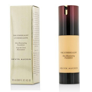 Kevyn Aucoin 奇幻絲光粉底液 The Etherealist Skin Illuminating Foundation - Light EF 04 28ml/0.95oz - 粉底及蜜粉