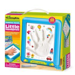 【4M】學齡前啟蒙系列-小小星光手印 Little Handprint 00-04726