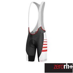 ZeroRH+ 義大利專業DRYSKIN AIRX長距離型自行車褲(男) ●黑、白● ECU0316