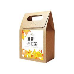【花草巫婆】薑黃杏仁茶 6入裝