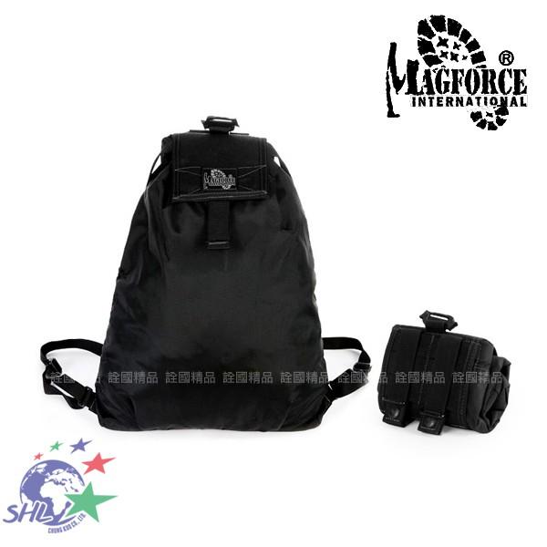Magforce 馬蓋先 簡易折疊背包 / 軍規級材質模組化裝備 / 0230 【詮國】