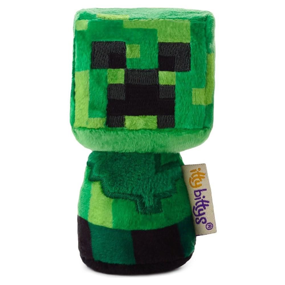 Minecraft 我的世界 麥塊 當個創世神 小苦力怕 絨毛娃娃 [美國公司貨] [現貨]