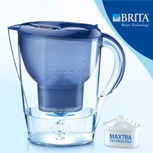 『小凱電器』德國 BRITA Marella 馬利拉花漾型 3.5L 濾水壺+2個濾芯【共maxtra濾芯3個】