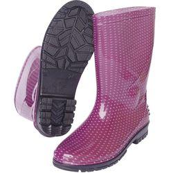 台製一體成型時尚中筒雨靴雨鞋
