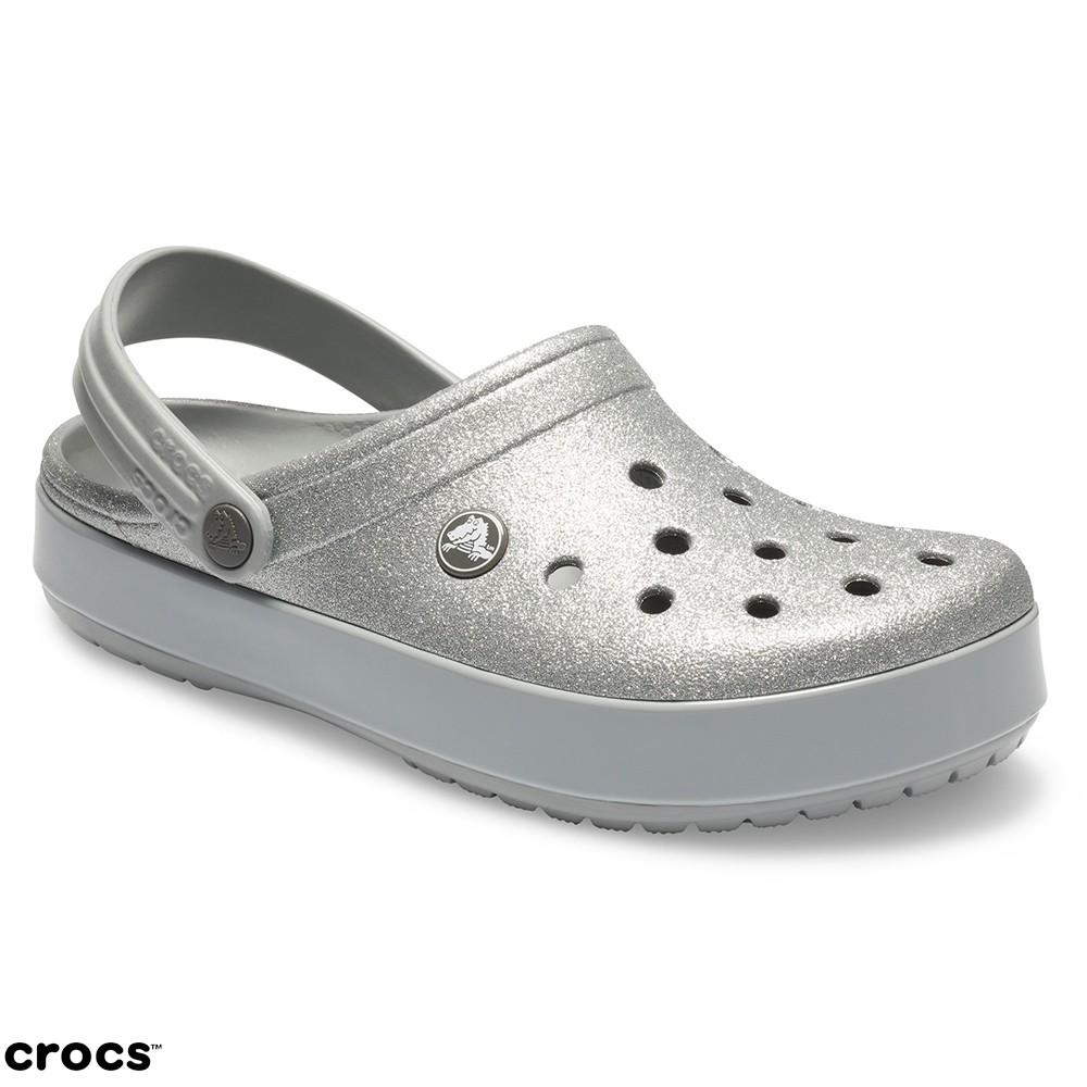 Crocs卡駱馳 (中性鞋) 卡駱班閃亮克駱格-205419-040