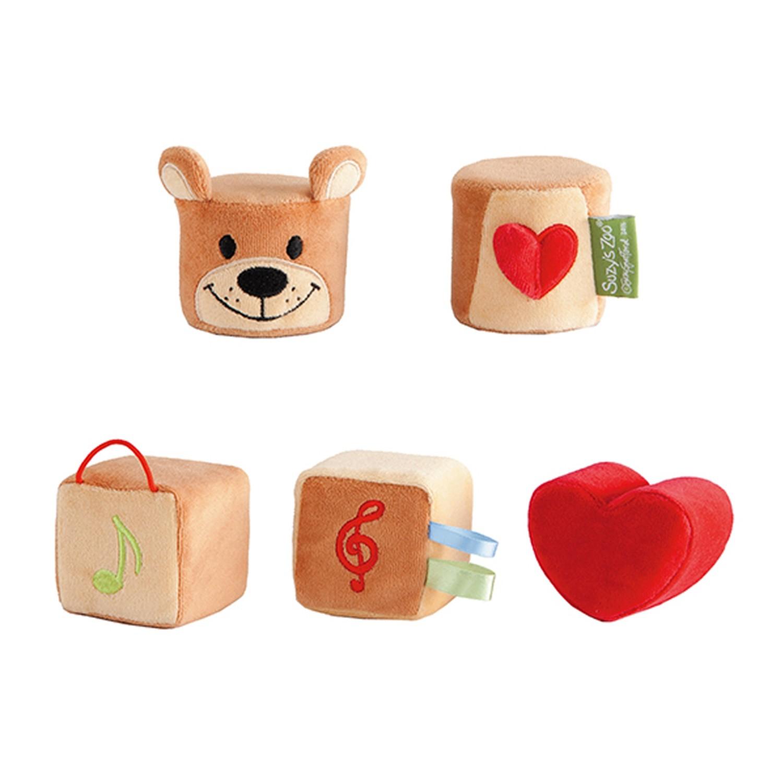 People  Suzy's Zoo布玩具系列 五感立體布玩具