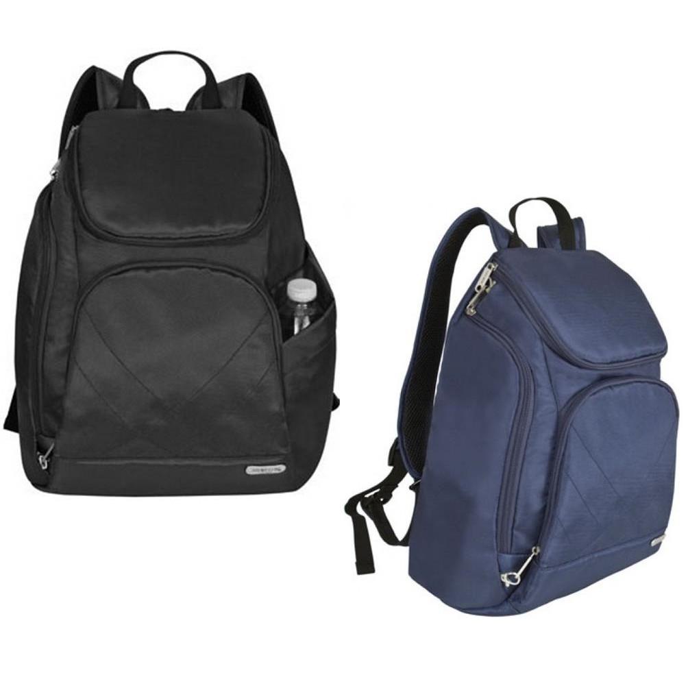 兩色可選 TRAVELON 後肩包/旅遊防盜包/防盜鋼網/防搶/出國旅遊 TL-42310