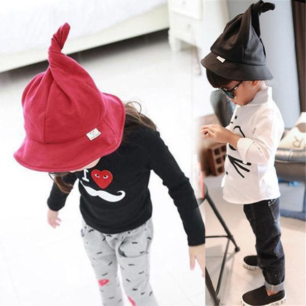 扭轉精靈盆帽 遮陽帽 中性款 適合1~6歲 橘魔法Baby magic 現貨 毛帽【p0061122187354】