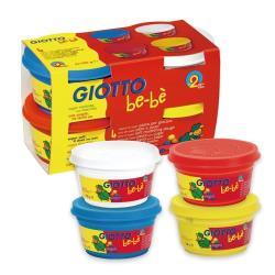 義大利 GIOTTO 寶寶超軟黏土(4合1)