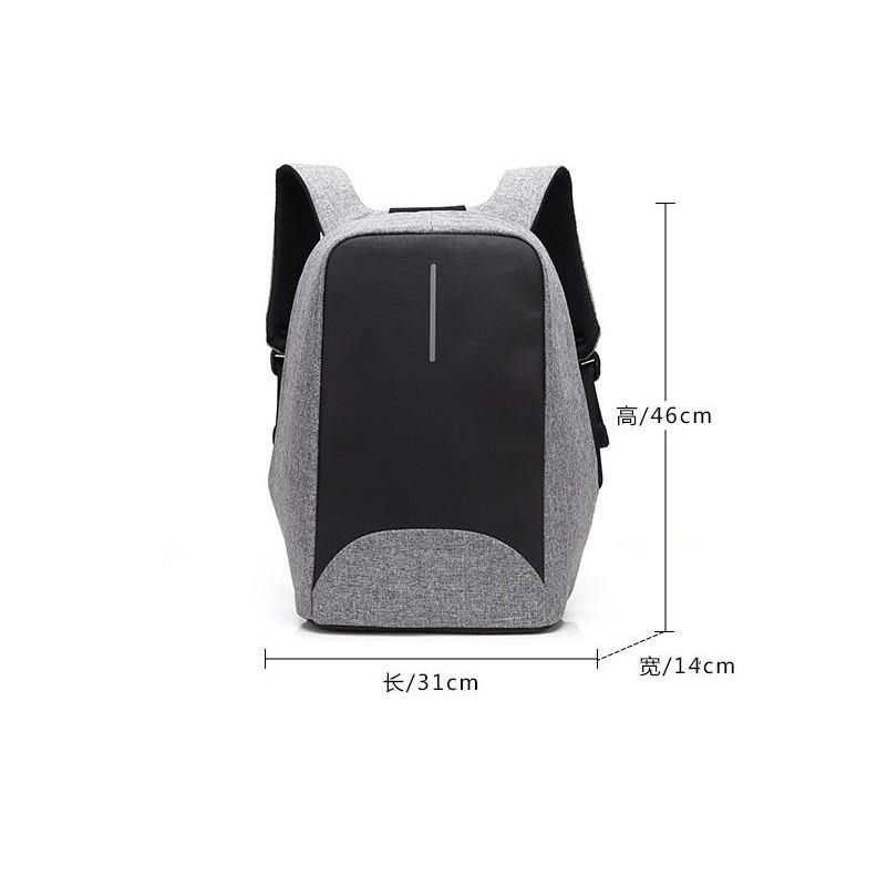 XD防盜背包 馬特終極安全防盜後背包 安全防盜背包15寸筆記本電腦包旅行數位包DIGITAL O LTD1108