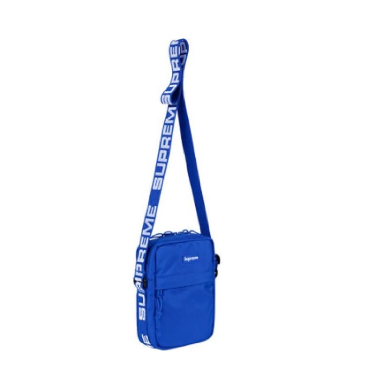 【Ting Store】【代購】supreme 44th Shoulder Bag 藍色