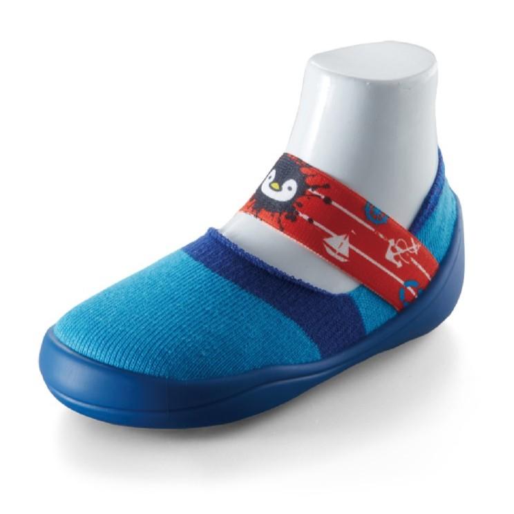 夏日必備【feebees襪鞋】水手歷險-吸濕排汗