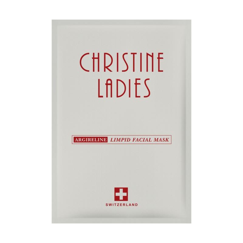 Christine Ladies 隱藏版 六胜肽活敷透光面膜 6片裝