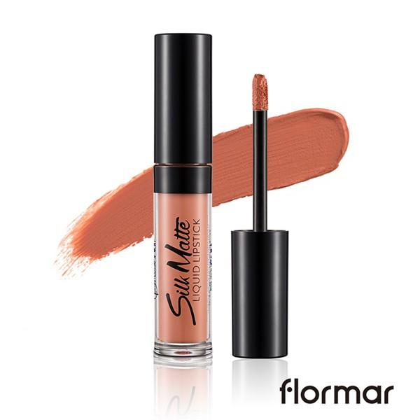 Flormar絲絨霧面唇釉001【康是美】