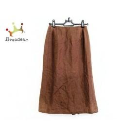 シビラ Sybilla スカート サイズS レディース 美品 ダークブラウン   スペシャル特価 20190928