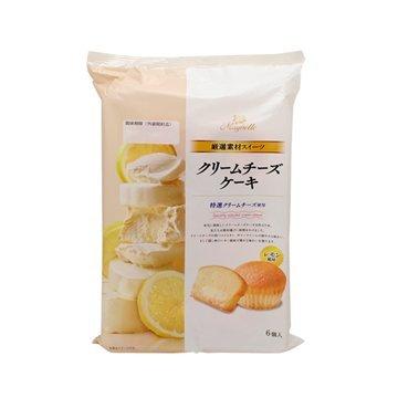 [日本進口]丸中 奶油起士蛋糕 (210g)