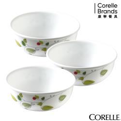 CORELLE康寧 綠野微風3件式韓式湯碗組(C03)