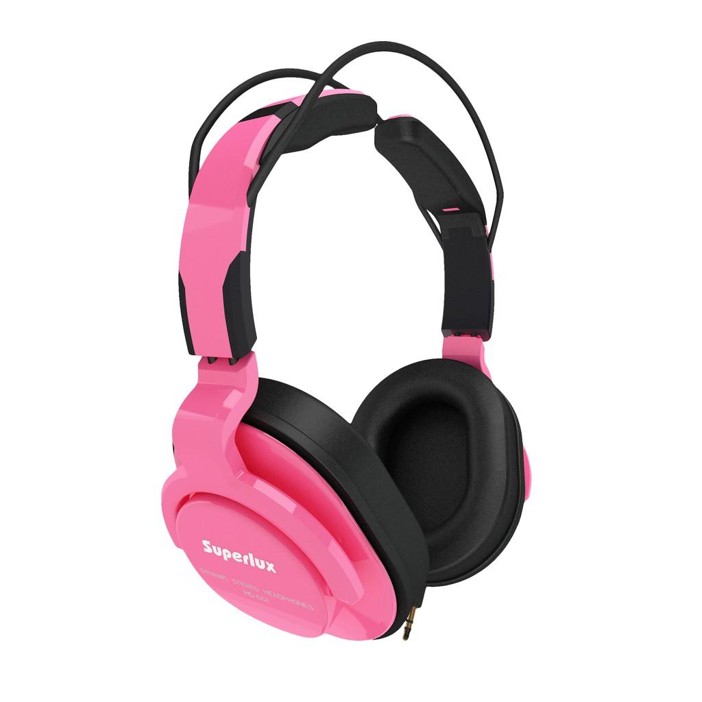 Superlux HD661 監聽耳機 耳罩式耳機 封閉式專業監聽級耳機 舒伯樂 黑 送原廠袋轉接頭 【全館折300】