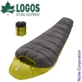キャッシュレスポイント還元 ロゴス 寝袋 neos 丸洗いアリーバ 2 キャンプ スリーピングバッグ マミー型