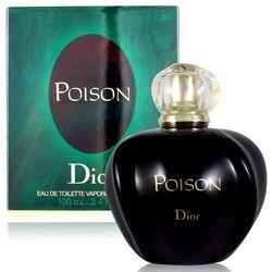 Dior 迪奧 毒藥 女性淡香水 100ml