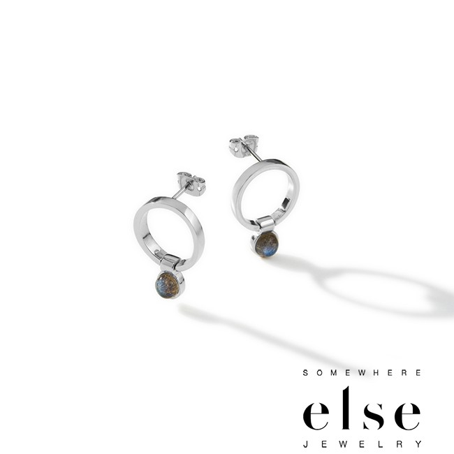【SOMEWHERE ELSE】Holiday Earrings 02S 耳環